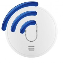 Battery Wireless Optical Alarms