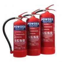 UltraFire Powder Fire Extinguishers