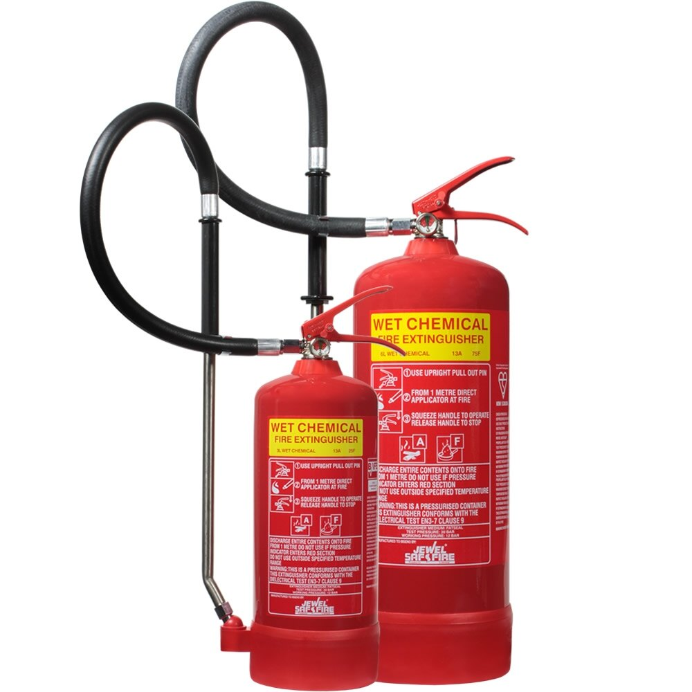 UltraFire Wet Chemical Fire Extinguishers